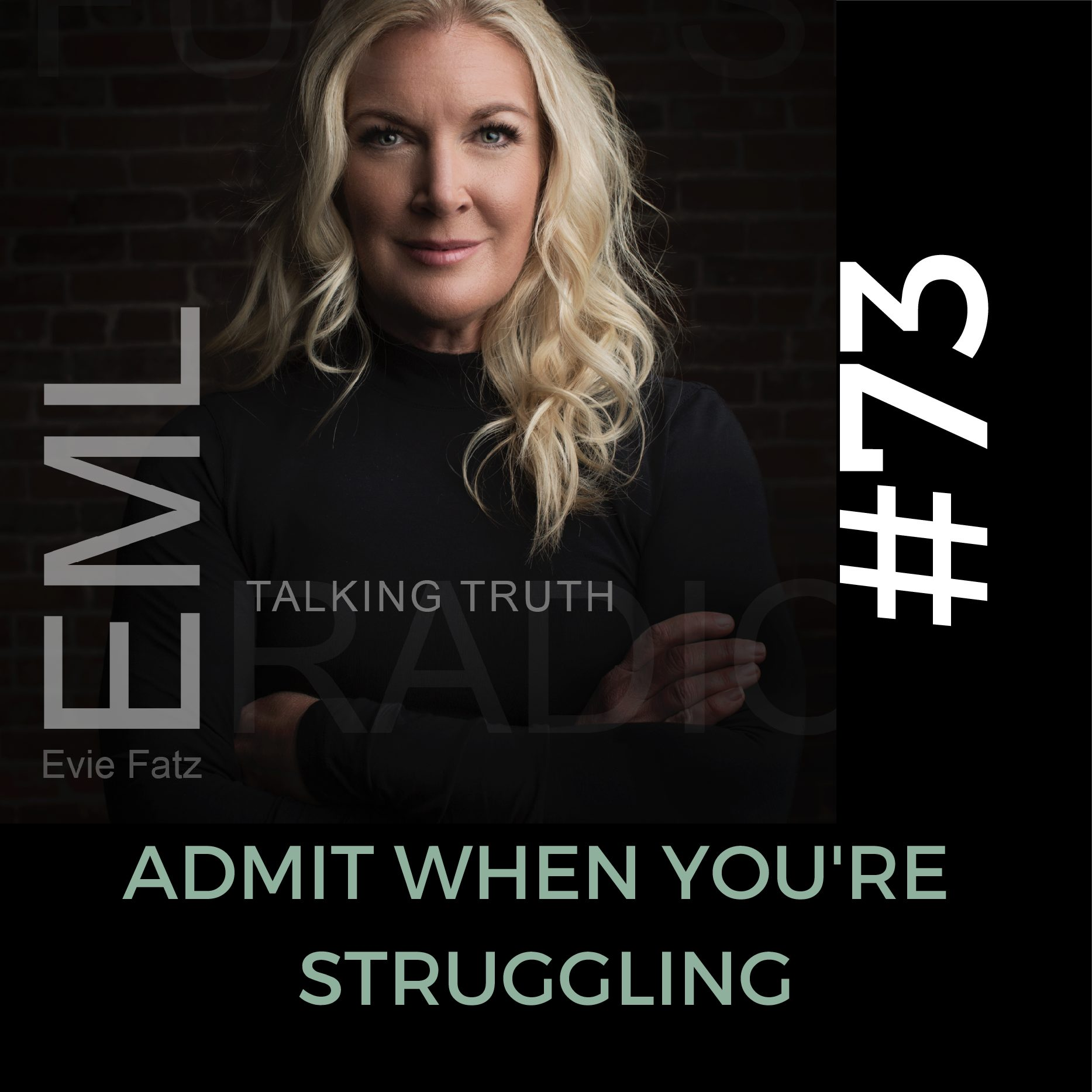 EP #73 Admit When You're Struggling